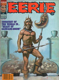 Eerie #122 Warren Magazine HTF Later Issue Bronze Age Horror VG