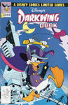 Dark Wing Duck #1 First Appearance! Disney Mini Series Very HTF FVF