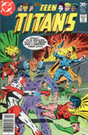 Teen Titans #52 Helpless While The City Is Destroyed Bronze Age Beauty VFNM