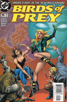 Birds of Prey #15 VFNM