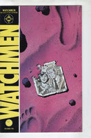 Watchmen #4 Original Series Alan Moore VGFN
