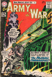 Our Army At War #122 The Pajama Commandos... Silver Age G/VG