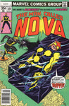The Man Called Nova #19 Blacklight Attacks! Bronze Age VFNM