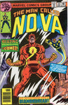 Nova #22 Blazing Into Action! Bronze Age HTF Later Issue FVF
