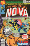 Nova #23 Dr. Sun Lives Again! HTF Later Issue Bronze Age FN