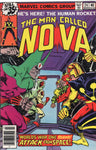 Nova #24 Attack From Space! HTF Later Issue FVF