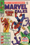 Marvel Tales #16 Silver Age Giant Spidey, Torch, Thor, and more FN