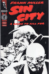 Sin City A Dame To Kill For #3 Mature Readers FN