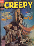Creepy Magazine #145 A Plague Of Vampires! HTF Later Issue VG
