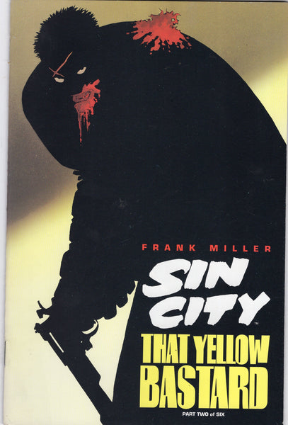 Sin City That Yellow Bastard #2 Mature Readers VF