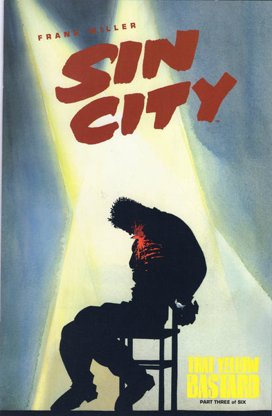 Sin City That Yellow Bastard #3 Mature Readers VFNM