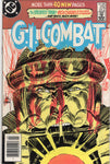 G.I. Combat #276 The Haunted Tank! News Stand Variant VG