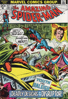 Amazing Spider-Man #117 The Disruptor! Bronze Age Romita Classic FVF