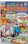 "Life With Archie #282 ""The Ninja Pizza Slicer"" VG"
