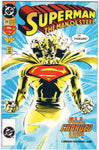 "Superman The Man Of Steel #28 ""It Tickles!"" FVF"