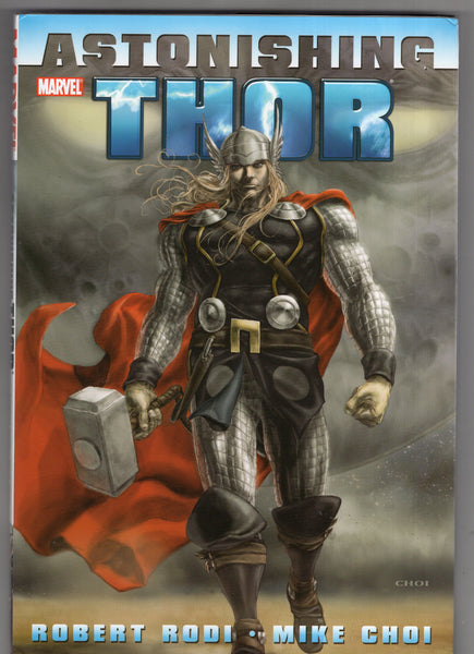 Astonishing Thor Trade Hardcover w/ Dust Jacket First Print VFNM