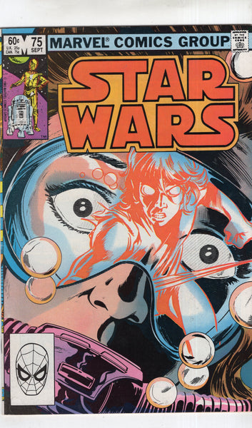 Star wars #75 Original Series FN