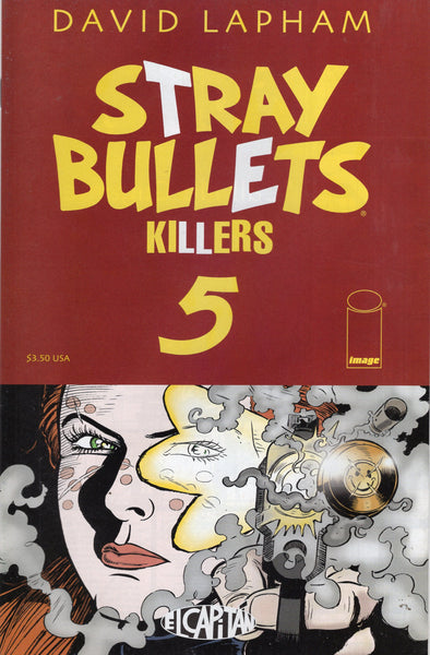 Stray Bullets: Killers #5 Mature Readers VFNM