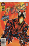 Amazing Spider-Man #410 Web Of Carnage! News Stand Variant FVF