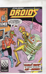 Star Wars Droids #3 Star Comics (Marvel) HTF FN