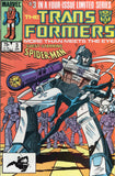 Transformers #3 Prisoner Of War Starring Spider-Man FVF