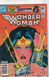 Wonder Woman #297 Masters of The Universe Insert! News Stand Variant VGFN