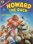 Howard The Duck #6 Magazine Street Peeple! Bronze Age Classic FN