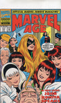 Marvel Age #111 John Romita Speaks! VF
