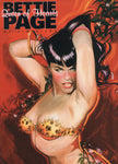 Bettie Page Queen Of Hearts By Jim Silke Large Format Tablebook Softcover GGA FVF