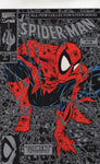 Spider-Man #1 Black Cover McFarlane Modern Age Key NM
