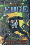 Double Edge - Alpha Over The Edge Begins Here! Fancy Holofoil cover FVF