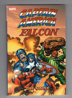 Captain America And The Falcon The Swine Trade Paperback Kirby Classics VFNM