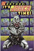 Batman: It's Joker Time! Full Set 1 - 3 All NM