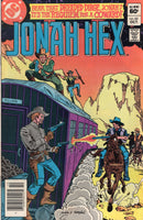 "Jonah Hex #65 ""Requiem For A Coward!"" News Stand Variant VG"