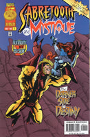Sabretooth And Mystique Mini-Series #1 of 4 VF
