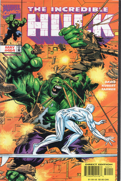 Incredible Hulk #464 VFNM