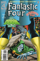 "Fantastic Four #409 ""Even Doom Shall Fall!"" VFNM"