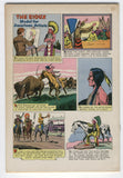 Famous Indian Tribes Comic Dell July-Sept 1962 HTF FN