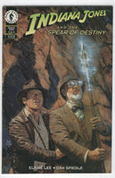Indiana Jones and the Spear of Destiny #4 VFNM
