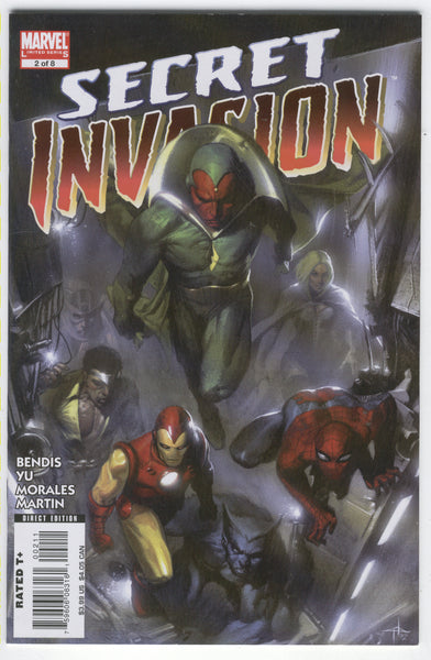 Secret Invasion #2 The Savage Land VF