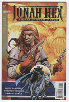 Jonah Hex Riders Of The Worm And Such #1 Vertigo VF