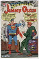 Superman's Pal Jimmy Olsen #103 The Murder Of Clark Kent Silver Age Classic VG