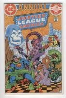 Justice League Of America Annual #1 If I should Die Before I Wake VF