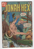 Jonah Hex #12 The Search For Gator Hawes Starlin Cover Bronze Age classic FN