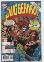Juggernaut The Master Of Disaster One Shot NM
