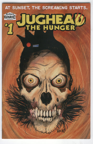Jughdead The Hunger #1 B Cover Variant Archie VF