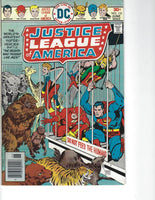 Justice League Of America #131 Do Not Feed The Animals! Bronze Age VGFN