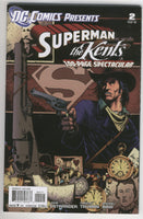 DC Comics Presents:  Superman The Kents #2 100 Page Spectacular VFNM