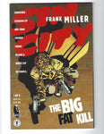 Sin City The Big Fat Kill #1 Frank Miller Mature Readers VFNM