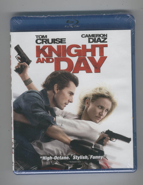 Knight and Day Tom Cruise Cameron Diaz Sealed Blu-Ray
